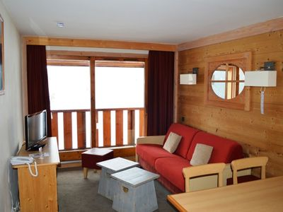 Photo for Pretty 2 rooms ski-in/ski-out in Méribel Mottaret!