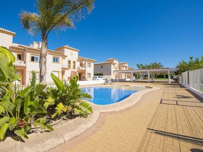 Photo for Calpe Holiday Home, Sleeps 8 with Pool and Air Con