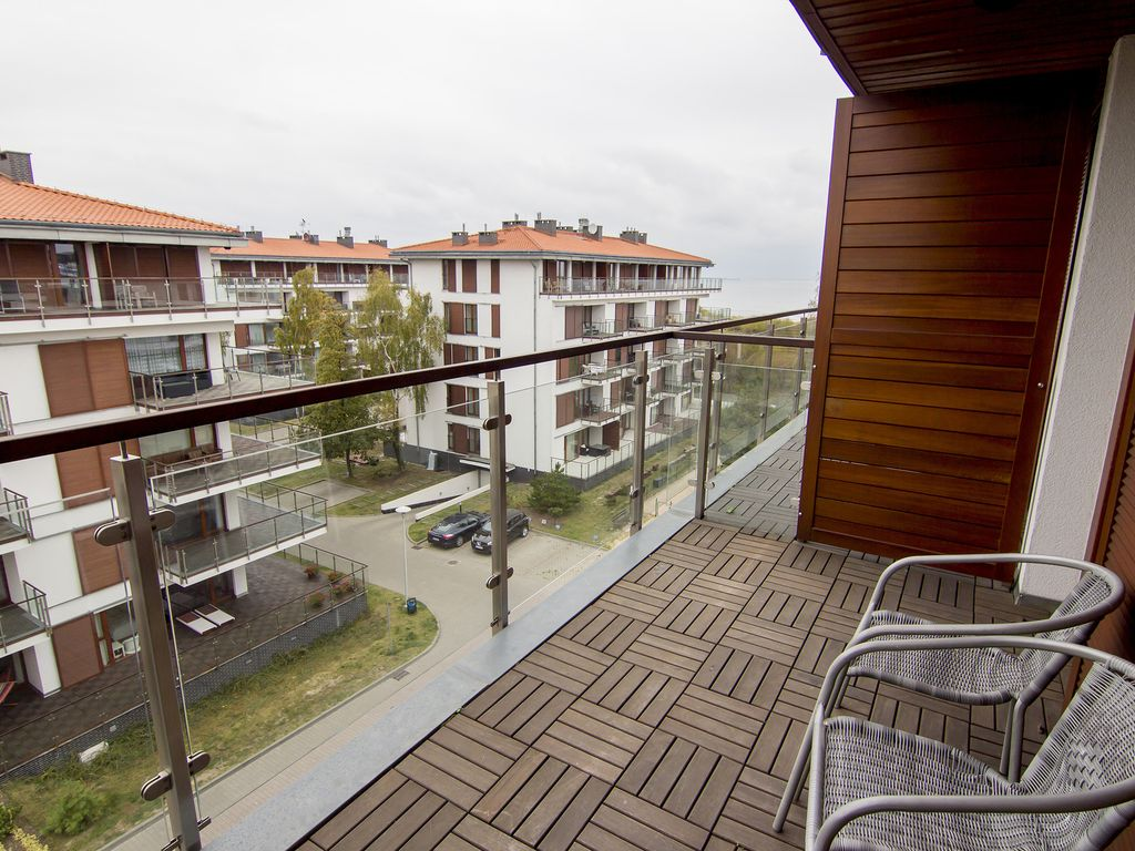 Two floor apartment with two bedrooms bpp 7 3 7 baltic for Two floor apartment