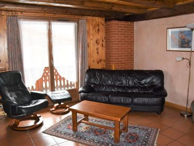 Photo for Apartment Pralognan-la-Vanoise, 2 bedrooms, 6 persons