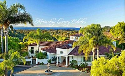 Photo for Magnificent Gated Private Santa Barbara Estate, Salt Water Pool, and Spa