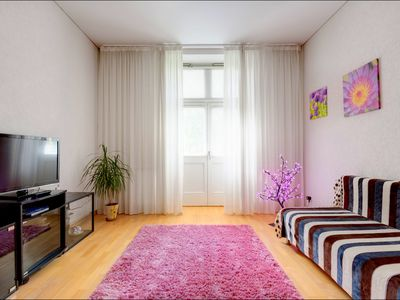 Photo for 3-bedroom apartment in center of Minsk