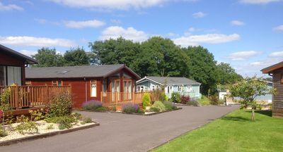 Photo for 2 Bedroom Deluxe Lodge at Blossom Hill
