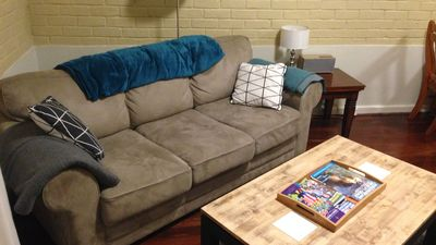 Photo for 1BR Apartment Vacation Rental in East Perth, Washington