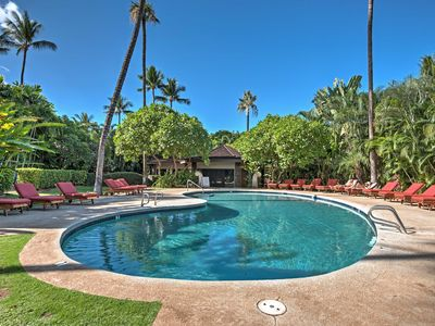 Photo for Lahaina Condo w/Pool - 1 Block to Front Street!