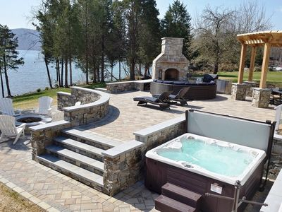 Photo for FUN SPOT II-BEST DOCK ON THE LAKE WITH BEST VIEWS! POINT LOT