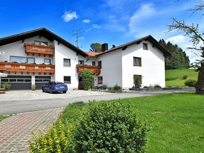 Photo for Cosy apartment with balcony in the Bavarian Forest, near the national borders