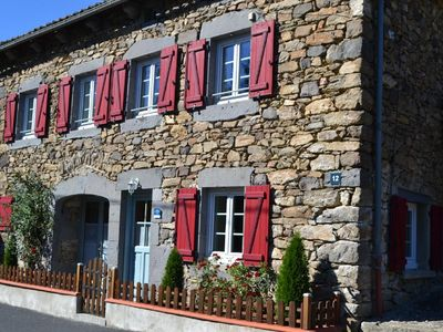 Photo for Self catering Haute-Auvergne Cantal Saint-Flour