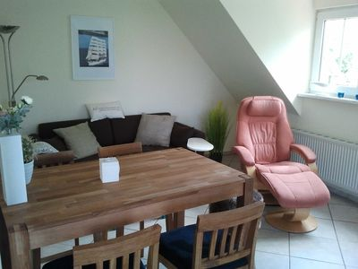 Photo for Holiday apartments with 2 bedrooms max. 5 persons - Appartmenthaus Am Bodden