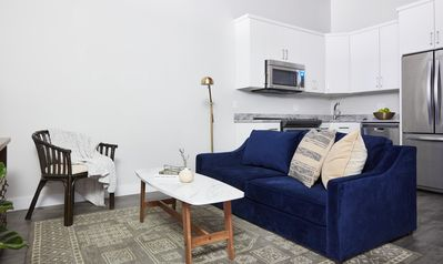 Photo for Sonder | Boston Common | Tranquil 1BR + Laundry