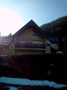 Photo for Apartment Cauterets for rent, 7 people, parking