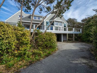 Photo for Ocean view, steps to beach.  Sleeps 14.  NEW EVERYTHING.  BOTH CLUBS AVAIL.
