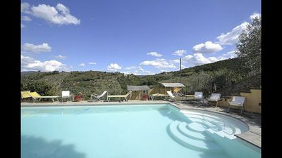 """Photo for """"Sasso Giallo"""" country house with swimming pool"""