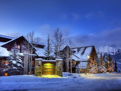 Photo for 4 Bedroom/4 Bath at BearCreek Lodge in Mountain Village, Telluride, C