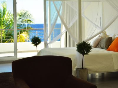 Photo for Beach Front Penthouse Duplex in Infiniti Blu