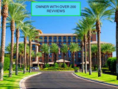 Photo for WESTIN KIERLAND VILLAS ALL DATES  AVAILABLE FEEL FREE TO CONTACT  TO BOOK