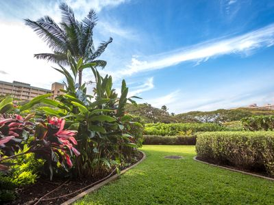 Photo for K B M Hawaii: Easy Pool Access 2 Bedroom, FREE car! Jul & Aug Specials From only $231!