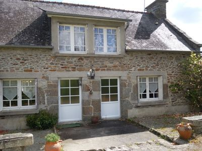 Photo for Vacation home Le Bignon in Le Minihic Sur Rance - 6 persons, 3 bedrooms