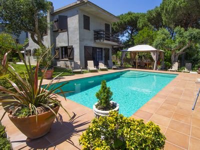 Photo for Catalunya Casas: Homey Villa Meli up to 10 guests, in the heart of Costa Brava!
