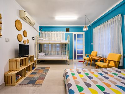 Photo for NewApartment-SuperCentral Distrist 1(Max 6 people)-1st Floor-Ben thanh market
