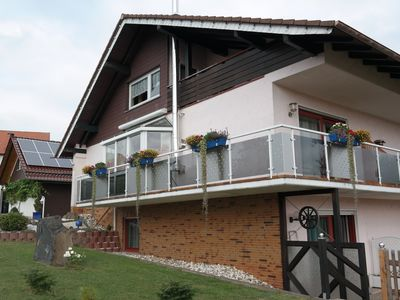 Photo for 2BR Apartment Vacation Rental in Herbstein
