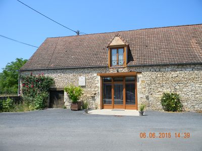Photo for Renovated house located in the center of Black Perigord and Quercy Ht