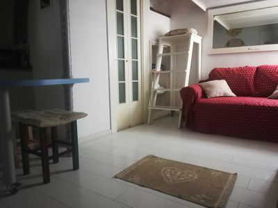 Photo for Sweet Home, nice apartment on the ground floor of a historic building.