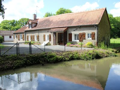 Photo for cottage in the countryside near the Magny Cours circuit