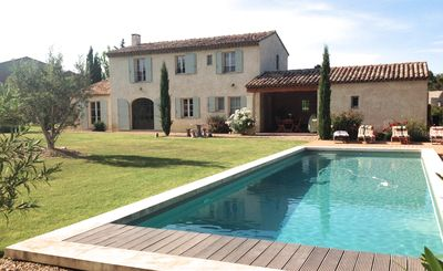 Photo for 'Le Mas des Gales' is a luxury villa in Saint Remy, Provence that sleeps 6 to 8