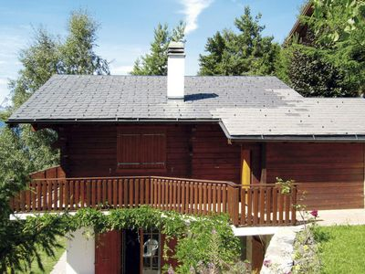 Photo for Vacation home Chalet l'Hotah (VEZ170) in Veysonnaz - 10 persons, 4 bedrooms