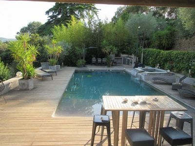 Photo for VILLA with Pool LE BEAUSSET from 2000 euros per week