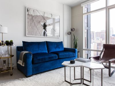 Photo for Sophisticated 1BR | Gym | Downtown by Lyric