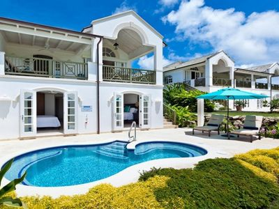 Photo for Cherry Red - Luxurious 4 bedroom villa at Sugar Cane Ridge on the exclusive Royal Westmoreland Est