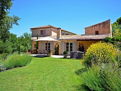 Photo for Beautifully Restored 18Th Century Provencal Mas, In The Heart Of The Luberon