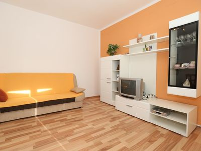 Photo for Apartments Sucur / Apartment Sucur A4+2 with Balcony & Sea View