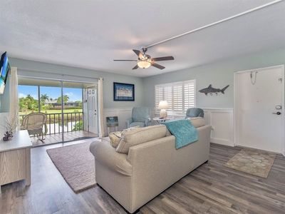Photo for Spanish Cay B4 - 2nd floor water view condo. Community Pool/across from beach access