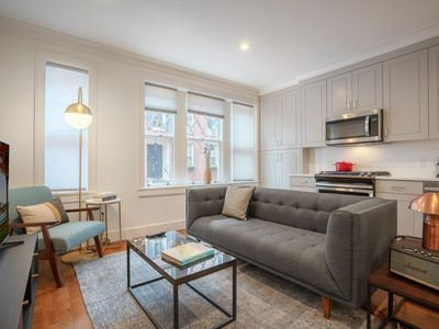 Photo for Homey Beacon Hill, MGH 1BR w/ W/D near Redline by Blueground