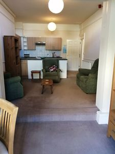 Photo for Bexhill pad, 2 bedroom ground floor flat