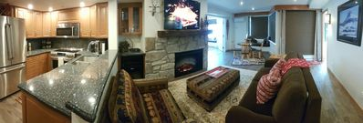 New furnishings and appliances