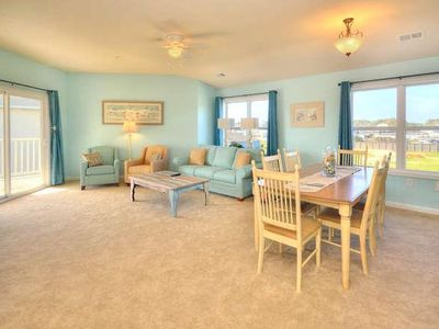 Photo for Gorgeous 3 Bdr/2 Bath Condo-Perfect for your getaway to Oak Island-Sleeps 8