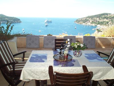 Photo for LE CAP II AP2027 by RIVIERA HOLIDAY HOMES - Studio for 4 people in Villefranche-sur-Mer