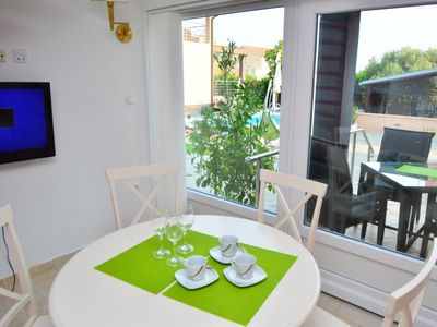 Photo for Vacation home Tina in Vodice/Tribunj - 6 persons, 3 bedrooms