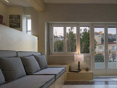 Photo for Courtyard Apartment With Acropolis View