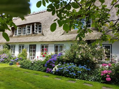 Photo for Ferienhof SONDERBYGAARD: Gemütl. Dormer apartment f. Couples / small family, with Wi-Fi