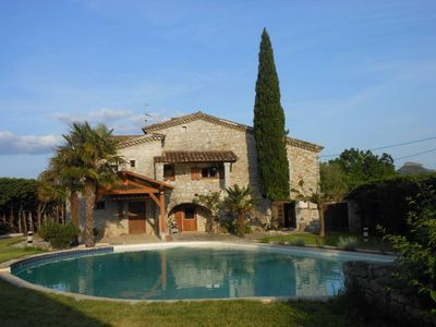 Photo for Charming residence in the hear of the southern Ardeche