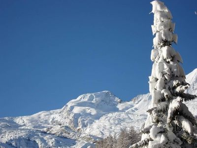 Photo for Apartment Amedee in Saas-Fee - 2 persons, 1 bedrooms