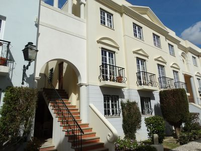 Photo for Old Village 2 Bed apartment on two floors plus roof terrace. Vilamoura Algarve