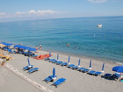 Photo for Rental  a delicious two roomed apartment Taormina - Sant'Alessio Siculo