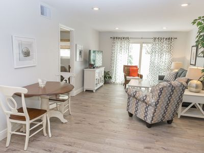 Photo for Siesta Key - Sarasota, Super Cute One Bedroom, Steps to the Beach!