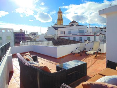 Photo for Estepona Town / 300mtrs to the beach / Internet/ Aircon